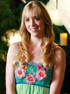 Andrea Bowen as Julie