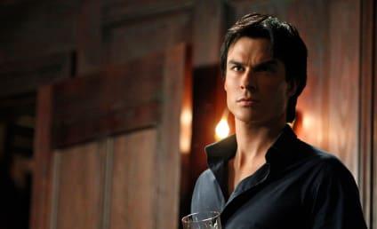 Damon to Return to Season 1 Form on The Vampire Diaries