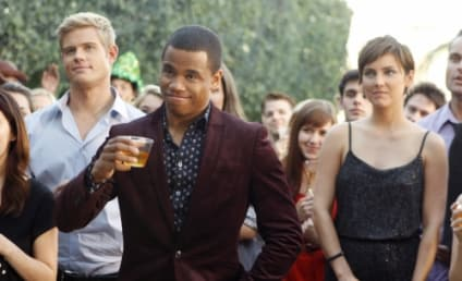 90210 Season Four Spoilers: An Arrest and a Contest