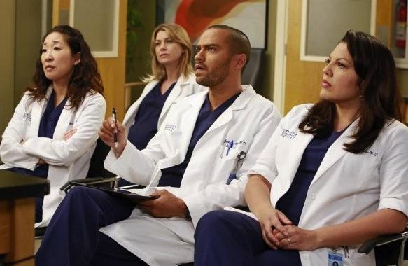 Callie, Jackson, Mer and Cristina