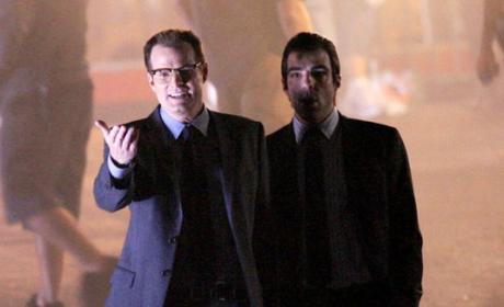 An Image from Season Three of Heroes