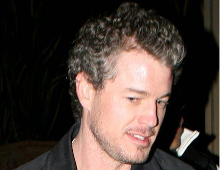Candid Eric Dane Photo