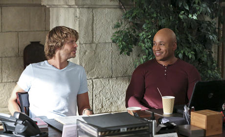 NCIS: Los Angeles Season 7 Episode 2 Review: Citadel