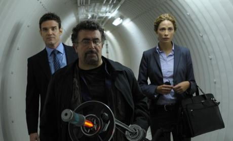 Warehouse 13: Renewed for Season Two
