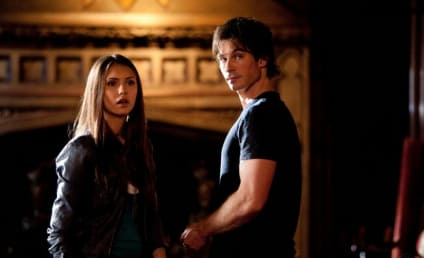 The Vampire Diaries Spoilers: Damon to Be Redeemed by... Elena?