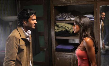 Maya and Mohinder