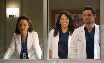 "Grey's Anatomy Photo Preview: ""The End is the Beginning is the End"""