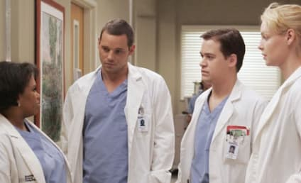 Grey's Anatomy Caption Contest XXXV