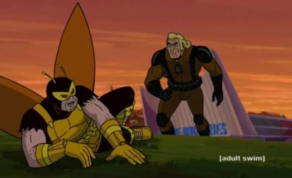 """Venture Brothers Review: """"Pinstripes & Poltergeists"""""""
