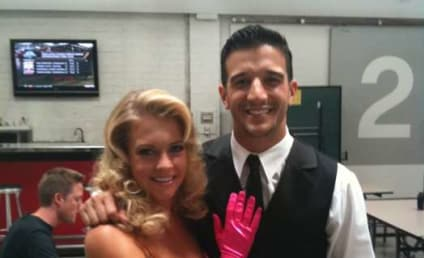 Melissa Joan Hart and Mark Ballas: Ready to Dance!