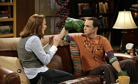 Sheldon and Martha