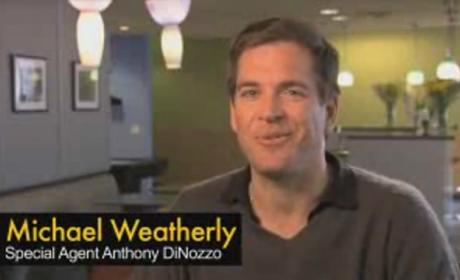 NCIS - Behind The Scenes With Michael Weatherly