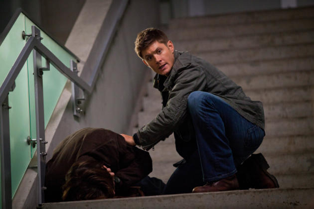 Dean Winchester in Action