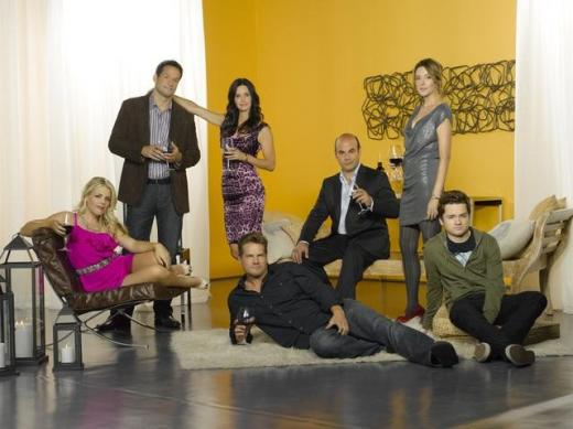 Cougar Town Cast Photo
