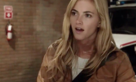 NCIS Sneak Peek: Meet the New Girl!