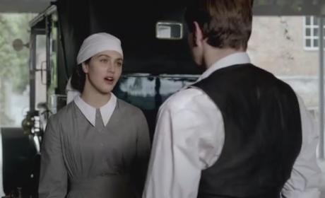 Downton Abbey Promo: The Arrival of Whom?!?