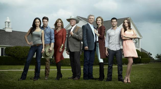Dallas Cast Pic