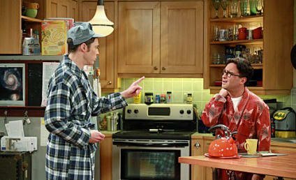 """The Big Bang Theory Review: """"The Pulled Groin Extrapolation"""""""