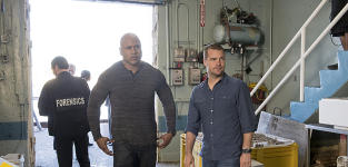 """NCIS: Los Angeles Photos from """"Fish Out of Water"""""""