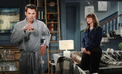 The Young and the Restless Recap: Can Jill Set Billy Straight?