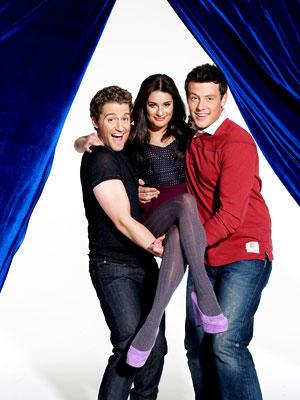 Stars of Glee