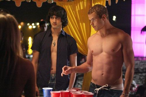 Navid and George