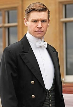 Matt Milne on Downton Abbey