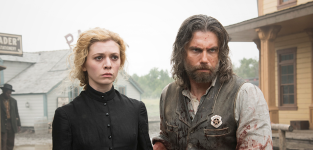 Ruth and Cullen - Hell on Wheels