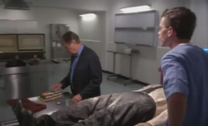 NCIS Sneak Peeks: Who the Hell is This Guy?