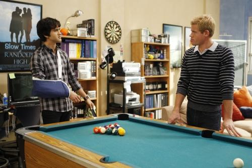 Navid and Teddy