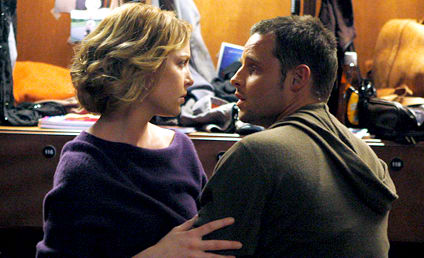Grey's Anatomy Spoilers: Are Alex and Izzie Done?