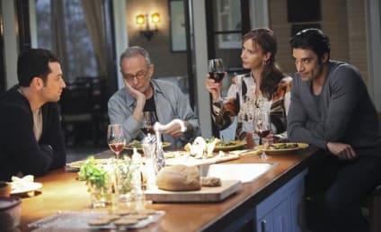 """Brothers & Sisters Review: """"Father Unknown"""""""