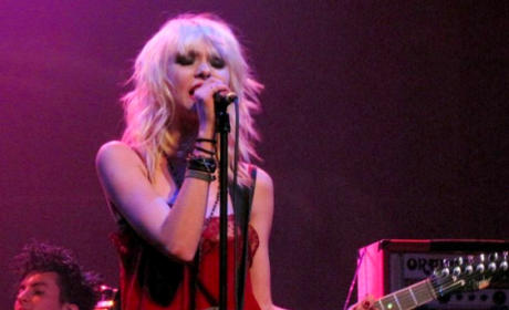 Taylor Momsen is a Pretty Reckless Rocker