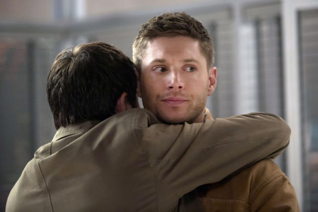 I Don't Like Hugs, Cas