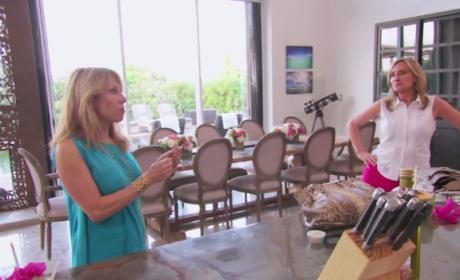 The Real Housewives of New York City Season 7 Episode 12 Review: Lord of the Manor