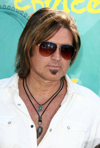 Billy Ray Cyrus Pic