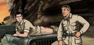 Archer Review: Klumping Around Turkmenistan