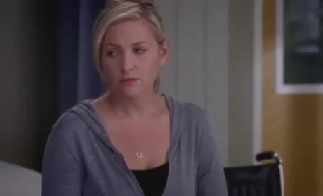 Grey's Anatomy 'I Saw Her Standing There' Clip - Arizona in Prosthetics