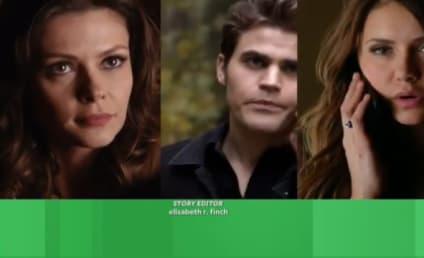 The Vampire Diaries Episode Promo: Who's Enzo?