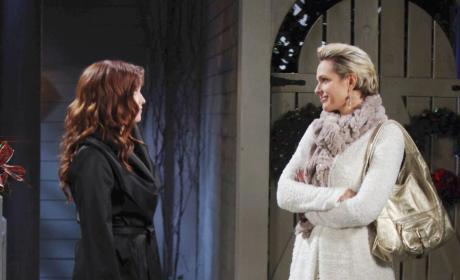 Serena and Nicole - Days of Our Lives