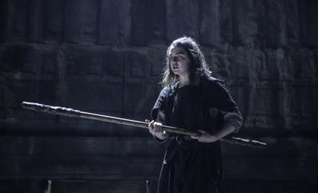 I'm No One! - Game of Thrones Season 6 Episode 3
