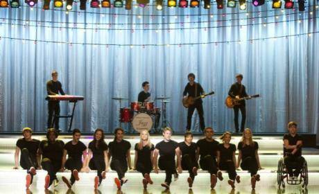 Glee Promo: A Celebration!