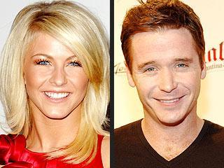 Julianne Hough and Kevin Connolly