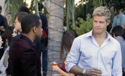 Who Should Play Teddy's Boyfriend on 90210?