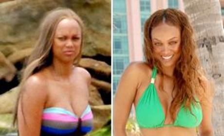 Tyra Now & Then