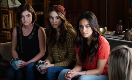 Pretty Little Liars Season 6 Episode 8 Review: FrAmed