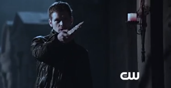 Klaus with the Stake