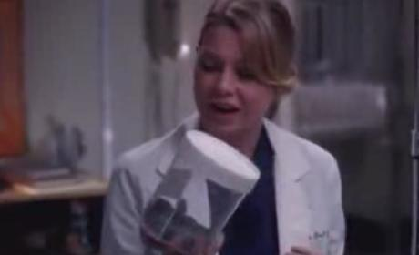 Grey's Anatomy 'The End is the Beginning is the End' Clip - Pennies