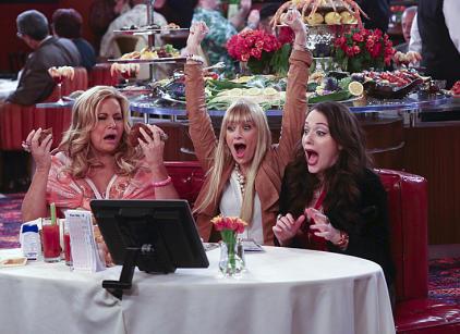 Watch 2 Broke Girls Season 3 Episode 23 Online