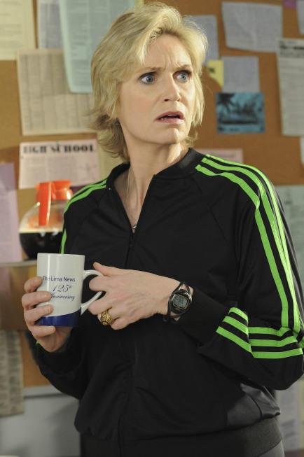 Sue in Shock